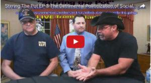 Stirring the Pot Episode 3: The Detrimental Politicization of Social Standards