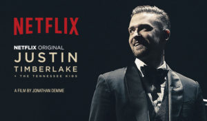 Justin Timberlake + The Tennessee Kids on Netflix