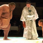 Jo Condrill Interview with Sumo Champ Emanuel Yarbrough