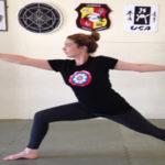Yoga and Kenpo Training