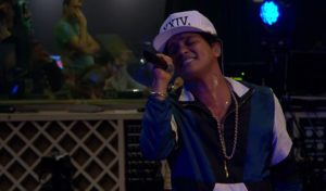 "Bruno Mars Sings Adele's ""All I Ask"""