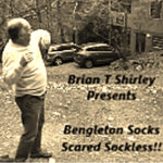Bengleton Socks: Scared Sockless