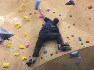 Adaptive Bouldering Nationals
