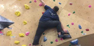 Adaptive Bouldering Nationals