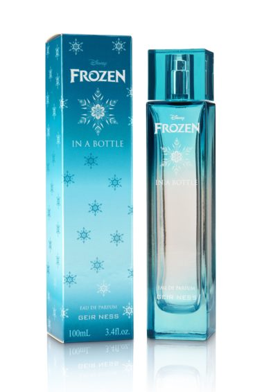 "Geir Ness to Launch Signature Disney ""Frozen in a Bottle"" Fragrance"