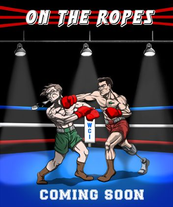 """""""On The Ropes"""" The Movie about Craig """"Gator"""" Bodzianowski"""