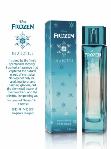 How Geir Ness Defies The Odds, With Frozen In A Bottle!