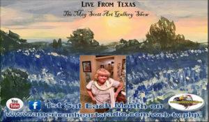 Live From Texas: Meg Scott's Art Gallery