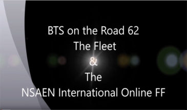 BTS on the Road 62 The Fleet and NSAEN FF