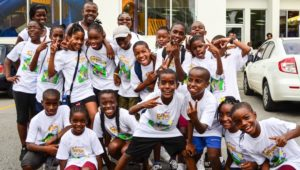 Chefette Fun Run for Aunty Olgas Needy Children Fund