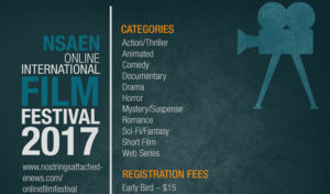 NSAEN Film Festival 2017 Promotions Trail