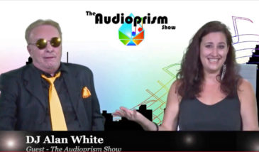 The Audioprism Show with Vanessa Hundley: DJ Alan White