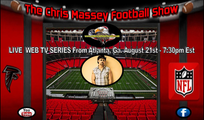 "Introducing the ""Chris Massey Football Show"""