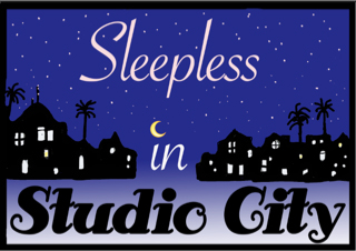 sleepless in studio city artwork