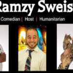 Catch the New Book from Comedian Ramzy Sweis