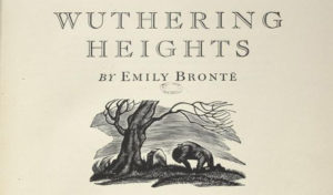 """Wuthering Heights"" by Emily Bronte"