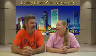 "ALL NEW AHR WEB TV SERIES ""Coming Clean"" with Amy Gandy"