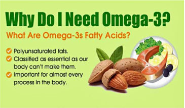 The 3 Most Important Types of Omega-3 Fatty Acids
