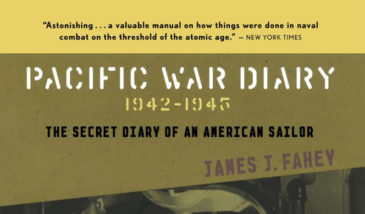 Pacific War Diary by James J. Fahey