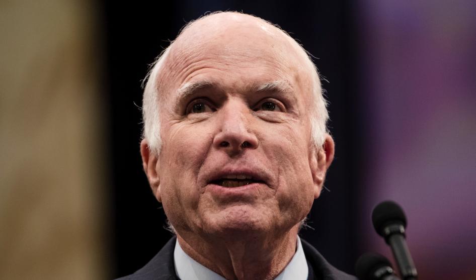 RIP Senator John McCain