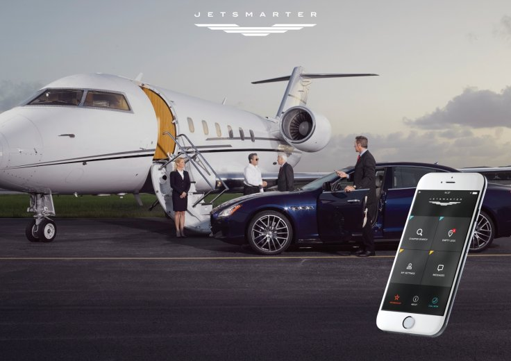 Travel Like A Boss with JetSmarter