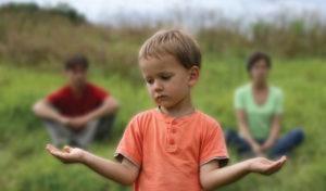 Divorced Parents: Don't Let Your Children Start Parenting You!