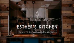 ESTHER'S KITCHEN