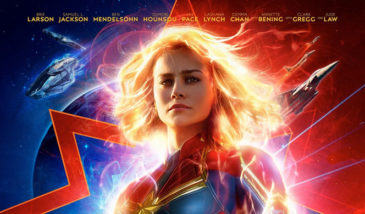 Captain Marvel — Movie Review