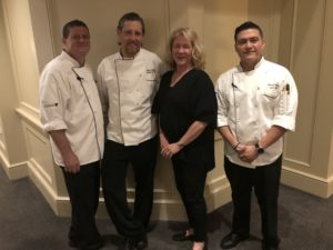 FOLEY FAMILY WINE DINNER Las Vegas